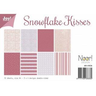 Joy!Crafts Papierset - Snowflake kisses