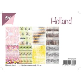 Joy!Crafts Papierset - Holland
