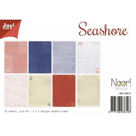 Joy!Crafts Papierset - Seashore