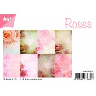 Joy!Crafts Papierset - Rozen