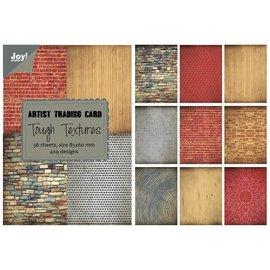 Joy!Crafts Papierblok ATC - Tough Textures