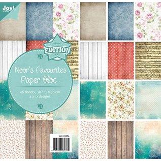 Joy!Crafts Papierblok - Noor's Favourites