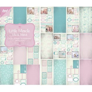 Joy!Crafts Papier- stansblok - Little Miracle