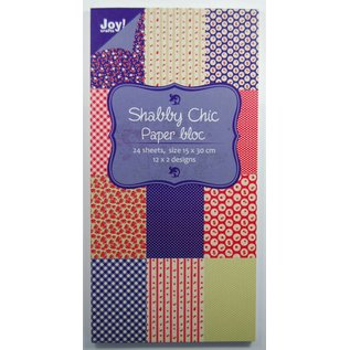 Joy!Crafts Papierblok Shabby Chic