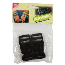 Joy!Crafts Plastic sluitingen klein (2st)