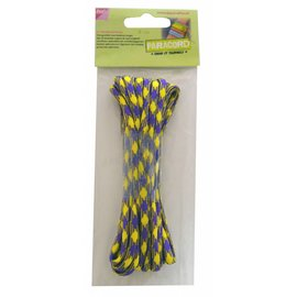 Joy!Crafts Paracord lila/geel 5 m