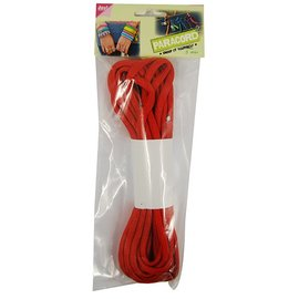 Joy!Crafts Paracord rood 5 mtr