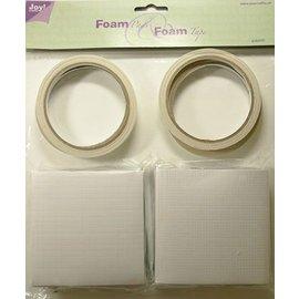 Joy!Crafts SET Foampads/Tissuetape