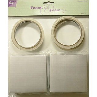 Joy!Crafts SET Foampads/Tissuetape