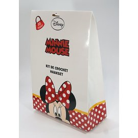 Joy!Crafts Haakpakket Minnie Mouse