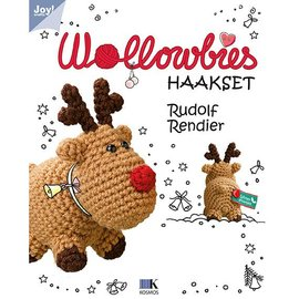Joy!Crafts Wollowbies - Rudolf Rendier