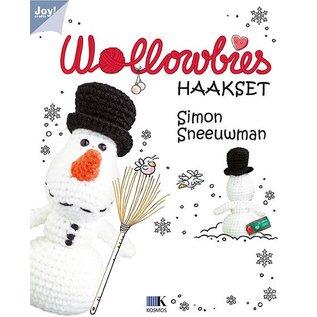 Joy!Crafts Wollowbies - Simon Sneeuwpop