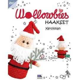 Joy!Crafts Wollowbies - Kerstman