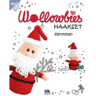 Joy!Crafts Wollowbies - Kerstman