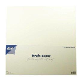 Joy!Crafts Kraftpapier Wit 30,5x30,5cm