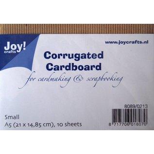 Joy!Crafts Ribbelkarton A5, 10 vel