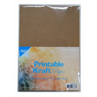 Joy!Crafts Printable Kraft paper