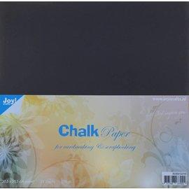 Joy!Crafts Krijtpapier (Chalkpaper)30,5x30,5 cm