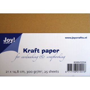 Joy!Crafts Kraft papier A5 21 x 14,8 cm