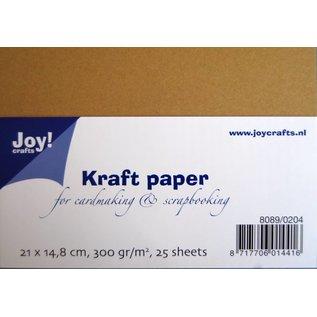 Joy!Crafts Kraft papier A5 21 x 14,8 cm