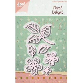 Joy!Crafts Snijstencil - Floral Delight