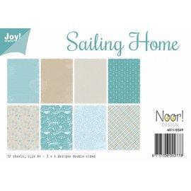 Joy!Crafts Papierset - Sailing Home