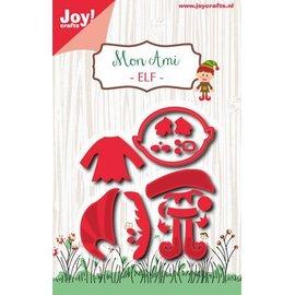 Joy!Crafts Snijstencil - Mon Ami - Elf