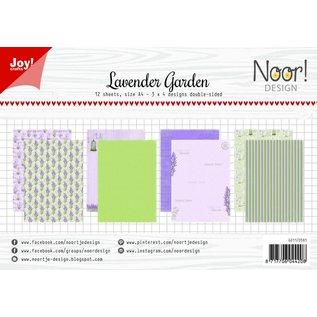 Joy!Crafts Papierset - Lavender Garden