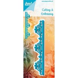 Joy!Crafts Snij-embosstencil - Noor! - Rand Sophia