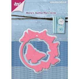 Snijstencils - Mery's Vlinders