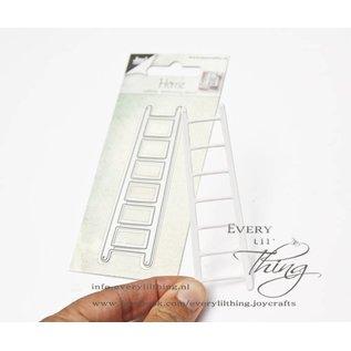 Joy!Crafts Snij-embos stencil -  Decoratie trap