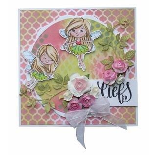 Clearstamp - Fairies & Flowers