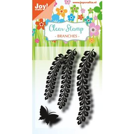 Joy!Crafts Clearstamp - LH - Branches with butterfly