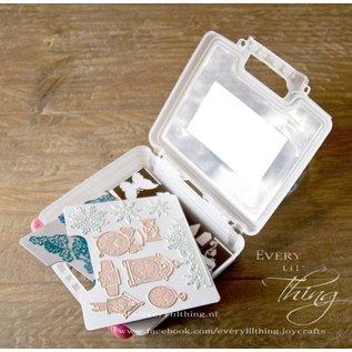 Joy!Crafts Opbergkoffer voor metalen stencils