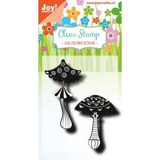 Joy!Crafts Clearstempel - LH - Paddestoelen 1