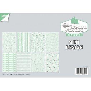 Joy!Crafts Papierset - LWA - Design Mint