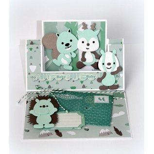 Joy!Crafts Papierset - LWA - Design Mint