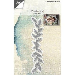 Joy!Crafts Snijstencil - Border blad