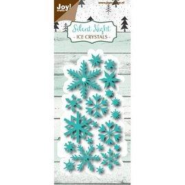 Joy!Crafts Snij-embosstencils - Noor - Silent Night - Ice Cristals