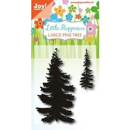 Joy!Crafts Clearstempel - LH - Grote naaldboom
