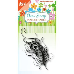 Joy!Crafts Clearstempel - Noor - Pauwenveer