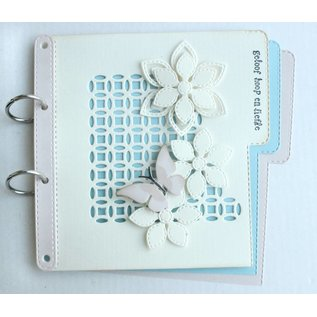 Joy!Crafts Snijstencils - Mery's Tabbladenboekje