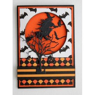 Joy!Crafts Snijstencil - Boom Halloween