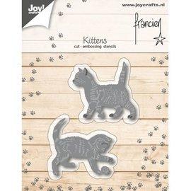 Joy!Crafts Franciens Kittens