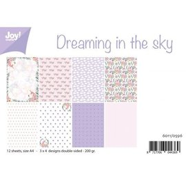 Joy!Crafts Paperset - Dreaming in the sky