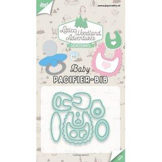 Joy!Crafts Cuttingdies - LWA - Pacifier & Bib