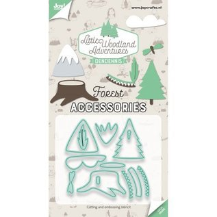 Joy!Crafts Cuttingdies - LWA  - Forest Accesoires