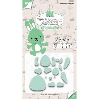 Joy!Crafts Cut-embossdies - Benny Bunny