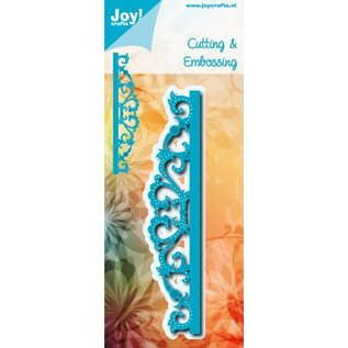 Joy!Crafts Cut-embossdie - Noor - Border with swirls