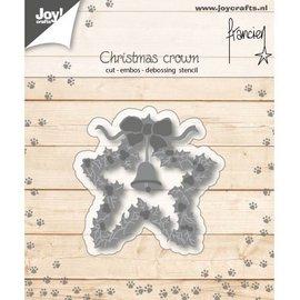 Franciens Kerstkrans met bel